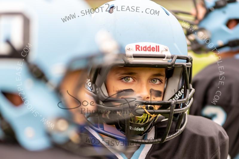 From Clinic vs Rockaway game on Sep 22, 2018 - Joe Gagliardi Photography