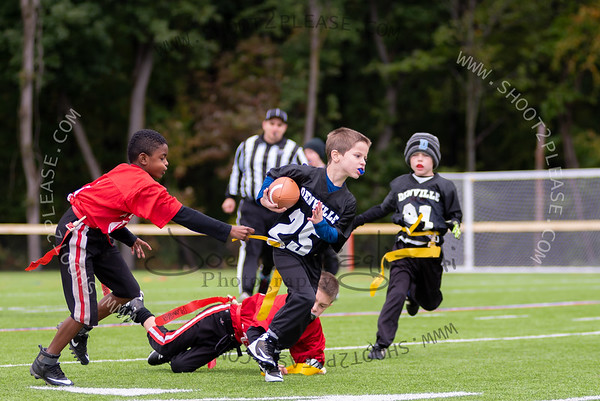 www.shoot2please.com - Joe Gagliardi Photography  From Flag vs Jr. Knights game on Oct 13, 2018