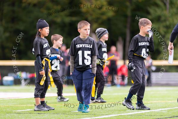 www.shoot2please.com - Joe Gagliardi Photography  From Flag vs Jr. Knights game on Oct 13, 2018