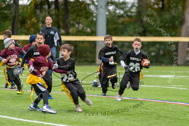 www.shoot2please.com - Joe Gagliardi Photography  From Flag vs Madison game on Oct 13, 2018