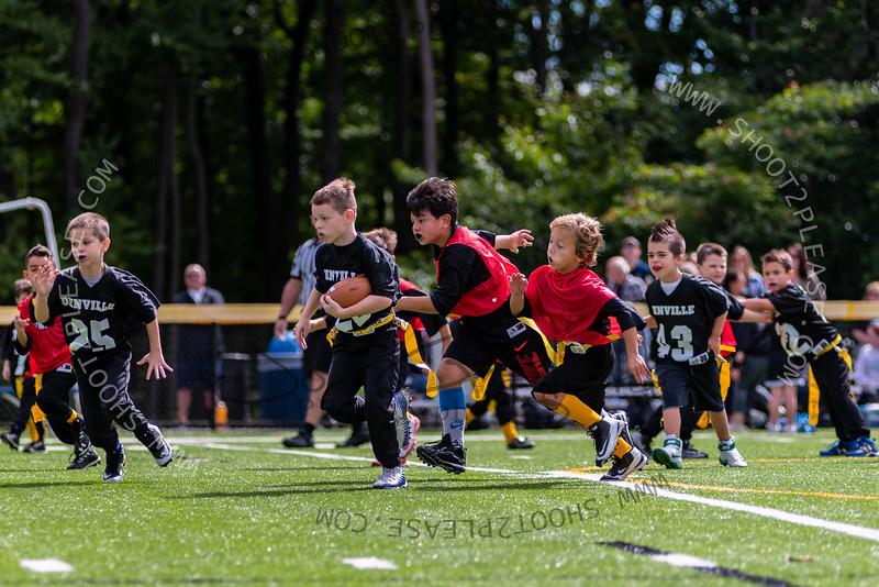 From Black Flag vs Parsippany game on Sep 22, 2018 - Joe Gagliardi Photography