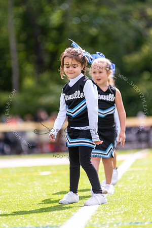 From Blue and Flag vs Hanover game on Sep 22, 2018 - Joe Gagliardi Photography
