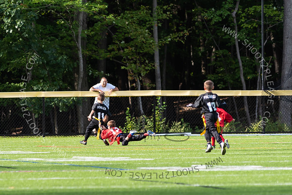 From K1 Flag vs Hanover game on Sep 22, 2018 - Joe Gagliardi Photography