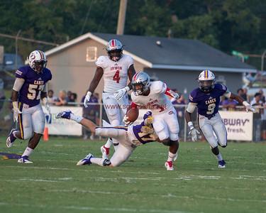 Football: Irwin County defeats Fitzgerald 16-10