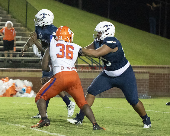 Football 2018: Tift falls 31-28 to Parkview