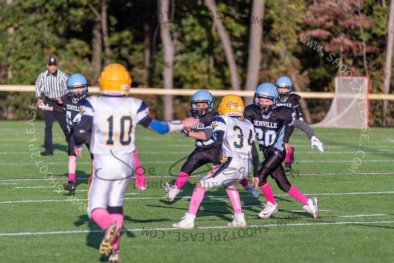 From Peewee vs Jefferson game on Oct 20, 2018 - Joe Gagliardi Photography