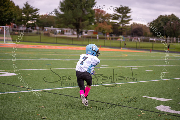 From Peewee vs Hackettstown game on Oct 28, 2018 - Joe Gagliardi Photography