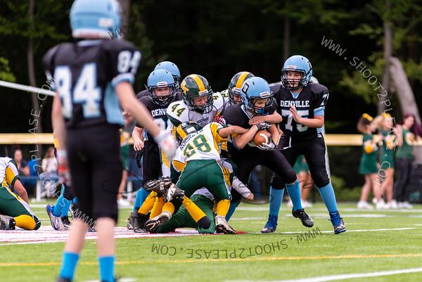 From Peewee vs Rockaway game on Sep 22, 2018 - Joe Gagliardi Photography