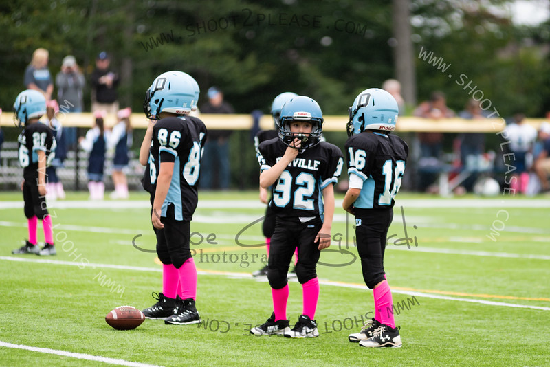 From Pre Clinic vs Long Valley game on Oct 06, 2018 - Joe Gagliardi Photography
