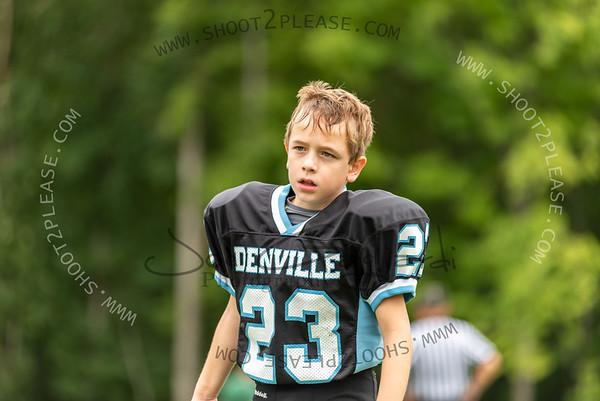 From Pre-Clinic vs Rockaway game on Sep 22, 2018 - Joe Gagliardi Photography