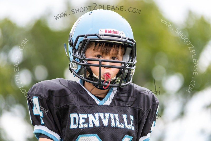 From Pre-Clinic vs Rockaway game on Sep 22, 2018 - Joe Gagliardi Photography