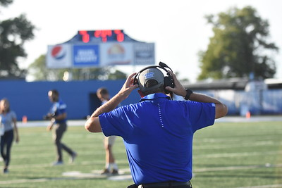 Sycamores vs. Quincy (Aug. 30, 2018)