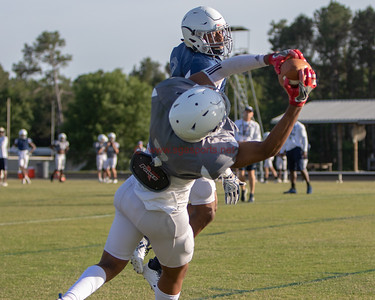 2018 Tift Spring Scrimmage