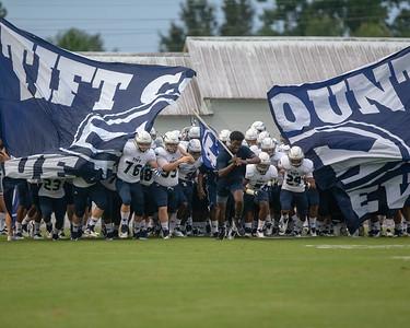 Football 2018: Tift Defeats Worth County