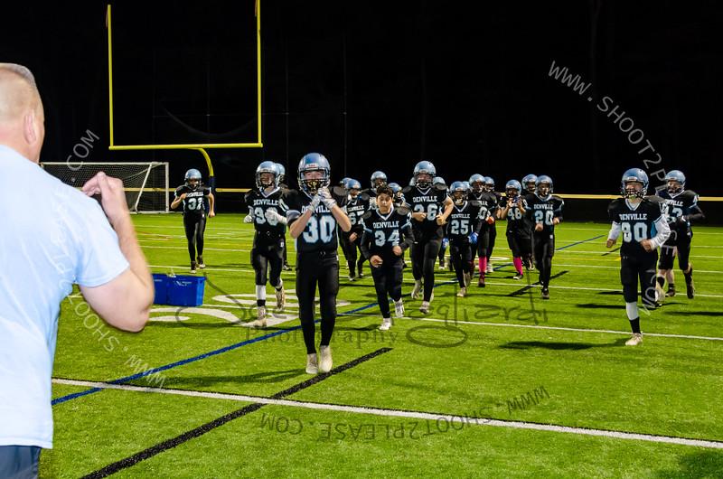 From Varsity vs Jefferson game on Oct 20, 2018 - Joe Gagliardi Photography