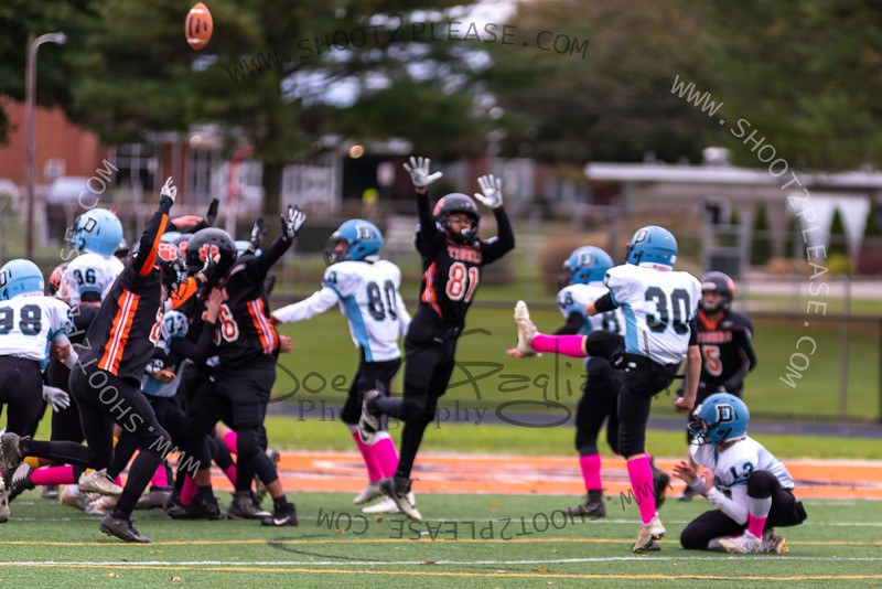 From Varsity vs Hackettstown game on Oct 28, 2018 - Joe Gagliardi Photography