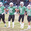 2019 Eagle Rock Football vs Fairfax Lions