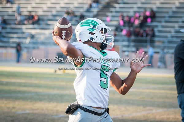 2019 Eagle Rock Football vs Lincoln Tigers