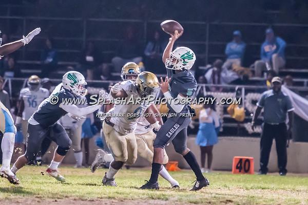 2019 Eagle Rock Football vs Locke