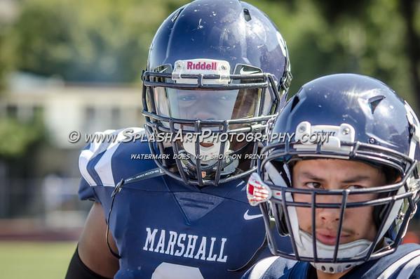 2019 Marshall Barristers Football vs Arleta