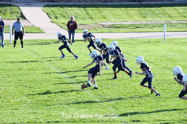 7th Football vs Osage