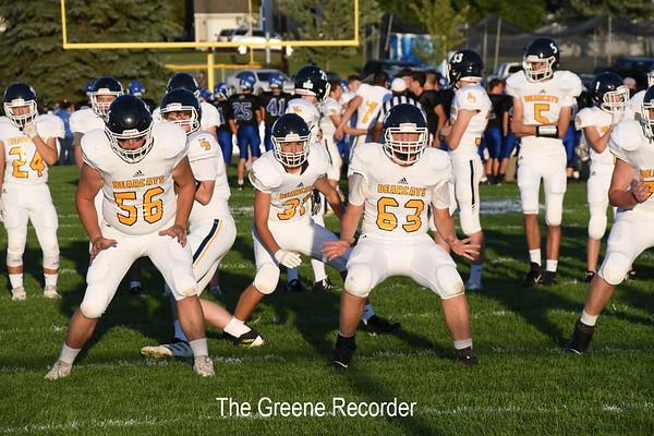 Football at D-NH