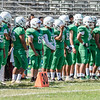 2019 Eagle Rock JV Football vs El Monte Lions