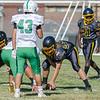 2019 Eagle Rock JV Football vs San Pedro Pirates