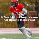 NCAAFOOTBALL:  NOV 23 Drake at Davidson