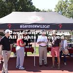 NCAA FOOTBALL:  AUG 31 Georgetown at Davidson
