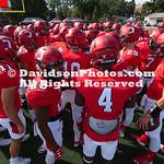 NCAA FOOTBALL:  OCT 12 San Diego at Davidson