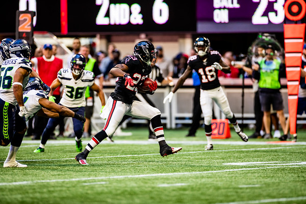 Photo by Hunter Cone/Atlanta Falcons