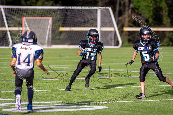 From PeeWee-vs-Vernon game on Sep 07, 2019 - Joe Gagliardi Photography