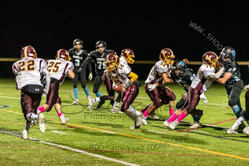 From Varsity-vs-Madison game on Oct 26, 2019 - Joe Gagliardi Photography