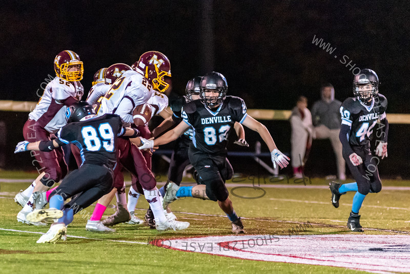 From Varsity-vs-Madison game on Oct 26, 2019 - Joe Gagliardi Photography