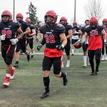 NCAAFOOTBALL:  Mar 27 Morehead State at Davidson