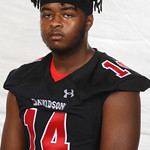 NCAA FOOTBALL:  SEP 14 Davidson Football Photo Day