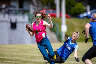 Touch Football - Brother Egan Park