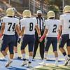 2021 Franklin Panthers Football vs Marshall Baristers
