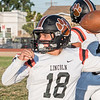 2021 Lincoln Tigers Football vs Roosevelt Rough Riders