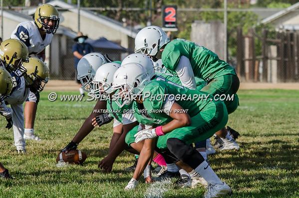 JV Eagle Rock Football vs Franklin Panthers