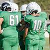2021 JV Eagle Rock Football vs Granada Hills