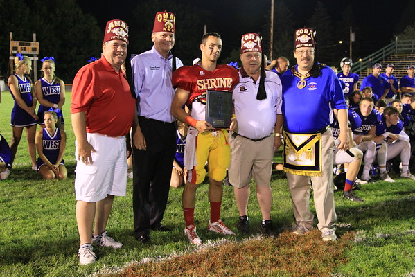 3 of 3 Galleries for Shriner's Lobster Bowl 2015