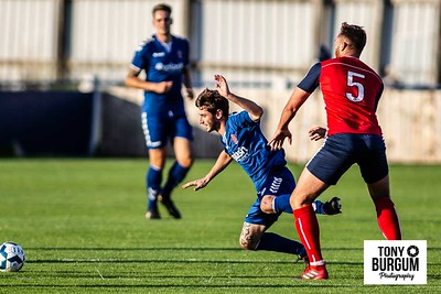 31.07.2018 Billingham Town FC v York City U20. Bedford Terrace Billingham. Photograph by Tony Burgum.  ©Tony Burgum