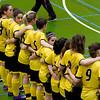 6ème du tournoi de Futsal féminin, salle de la Riveraine, Neuchâtel