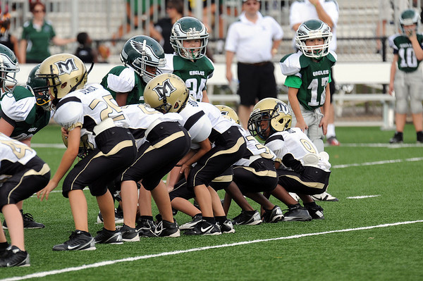 7 Year Olds vs Collins Hill 090812 (2)