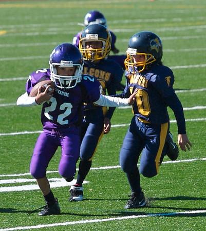 8 Year Old Football