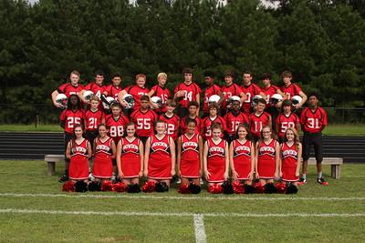 8th Grade Football Pic