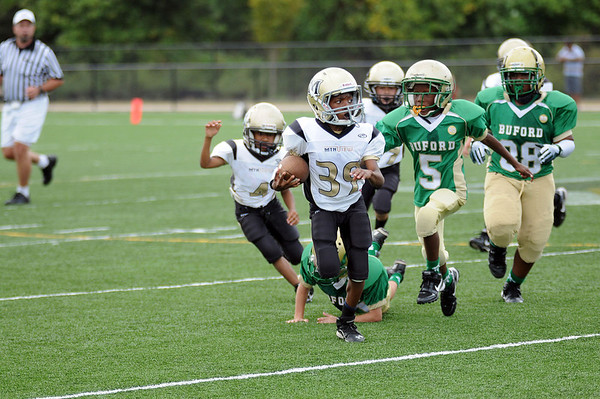 9 Year Olds vs Buford (120)
