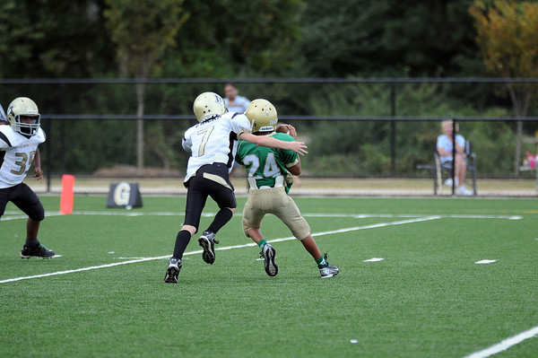 9 Year Olds vs Buford (205)